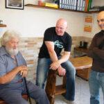 Libereso Guglielmi - Olivicoltura nella Valle Argentina - L'ulivo taggiasco è il suo frutto