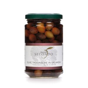 Olive Taggisache Salamoia 280 gr
